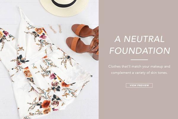 A Neutral Foundation