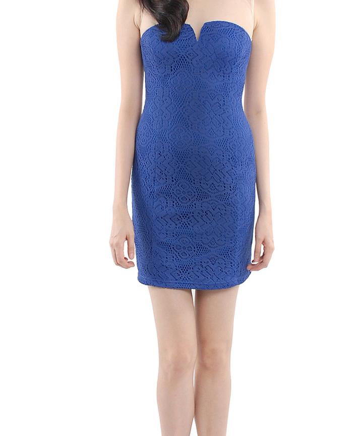 Memoir Lace Dress
