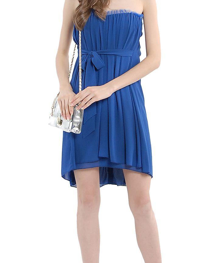 Mirage Waterfall Dress