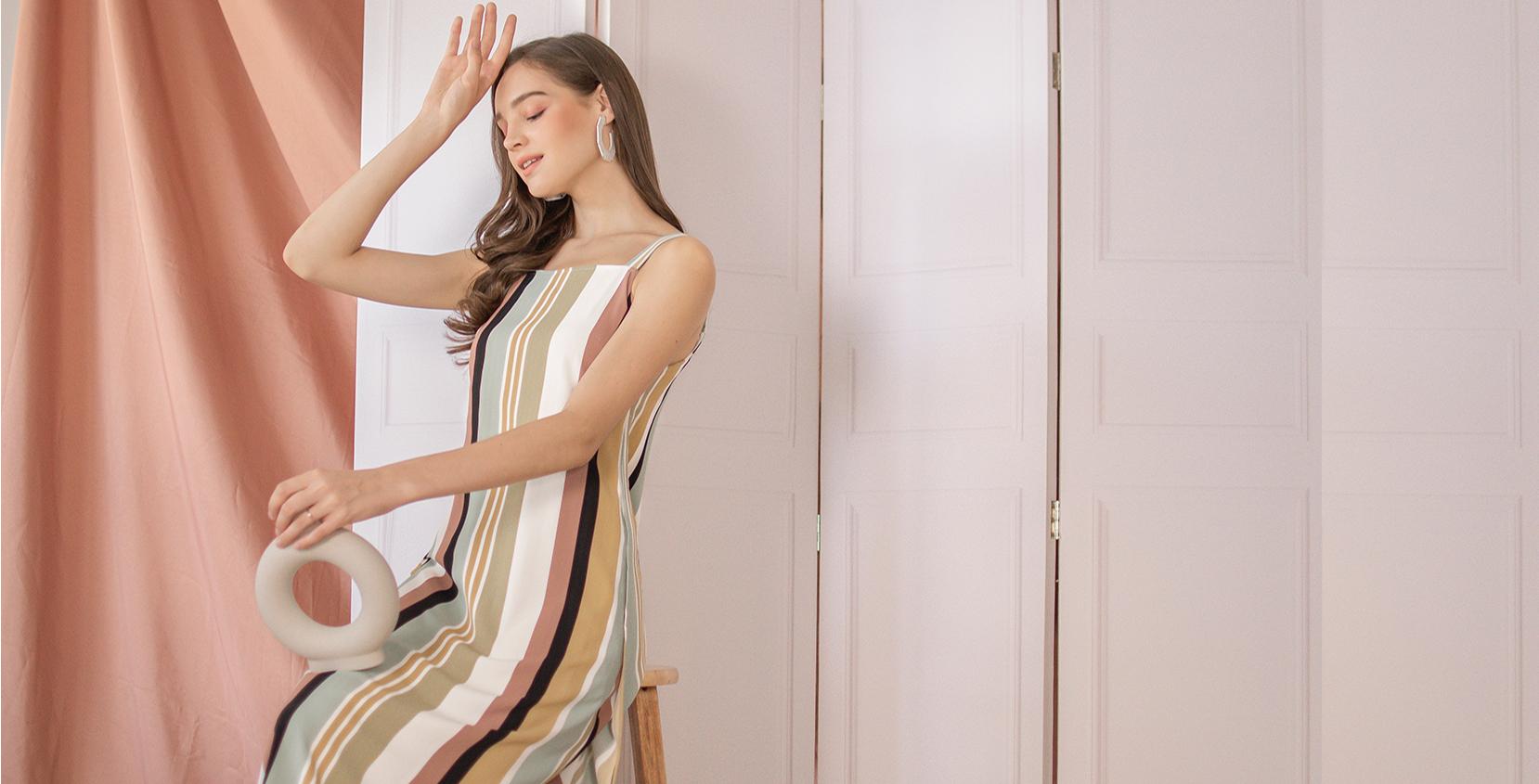 fashion design, self-designed, independent label, e-commerce, fashion label, women's fashion, women's casual fashion