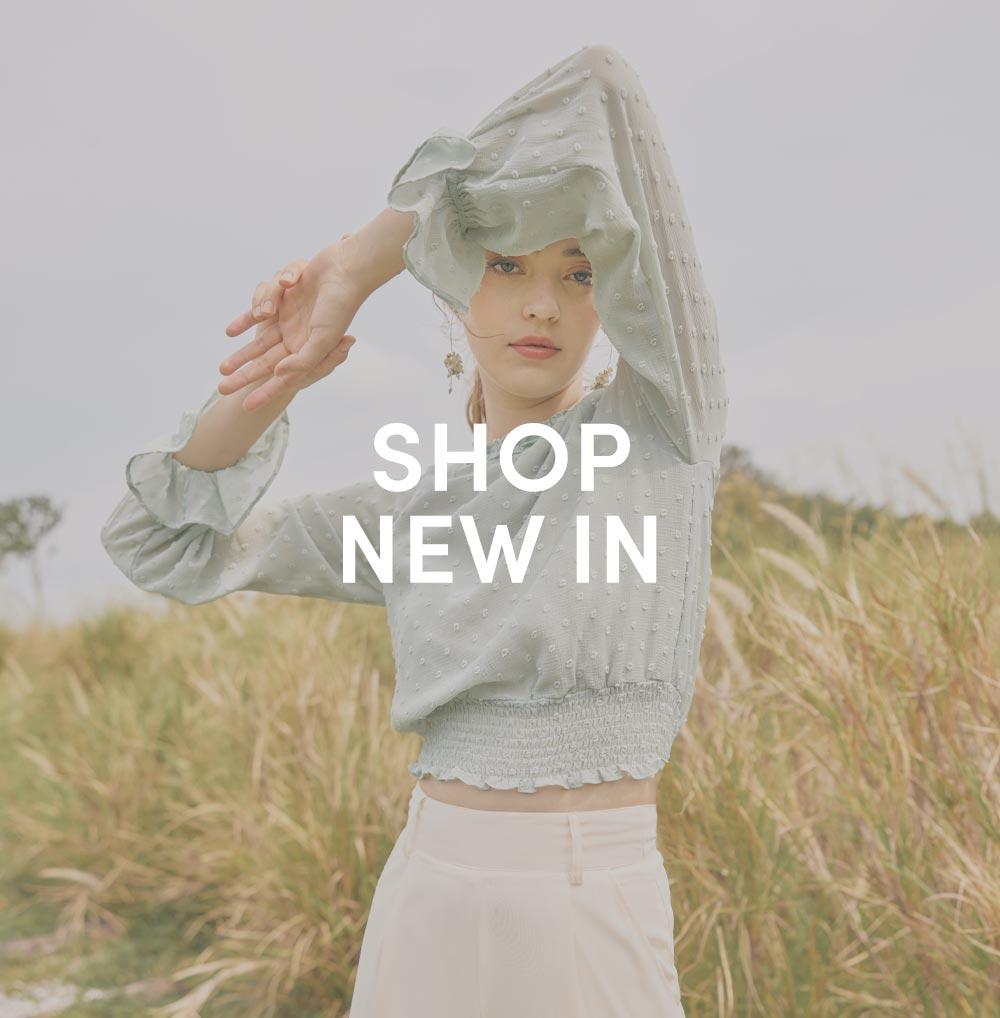 shop new in at her velvet vase
