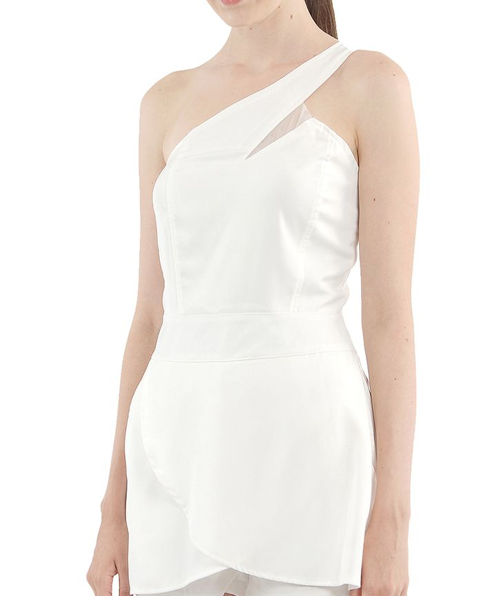 Tinkerbell Classic Playsuit (White)