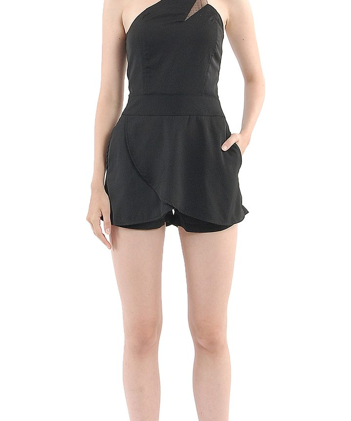 Tinkerbell Classic Playsuit (Black)