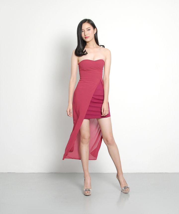 Shanghai Lovers Maxi Dress