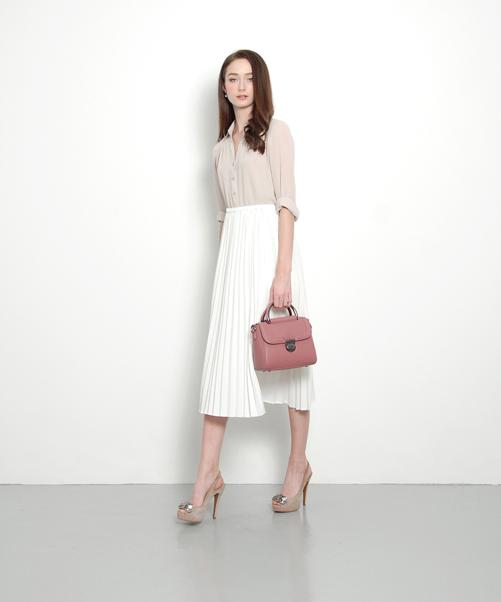 Piccadilly Pleated Skirt