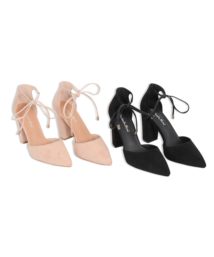 Joie Lace Up Heels