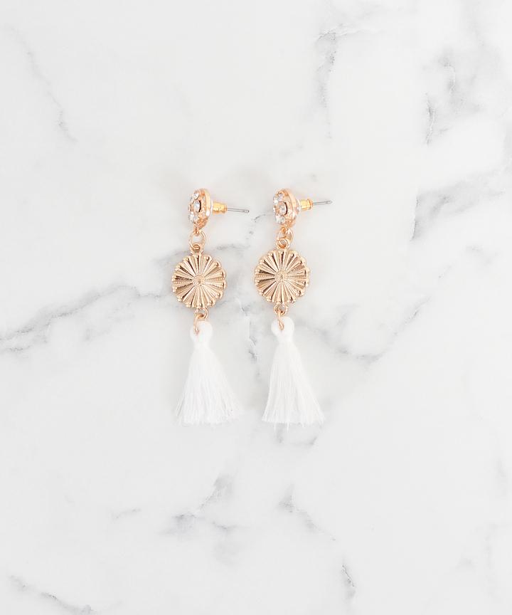 Gala Tassel Earrings (Restock)