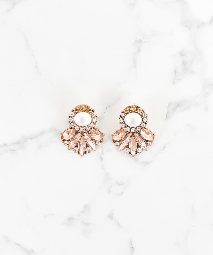 Heirloom Bejewelled Earrings