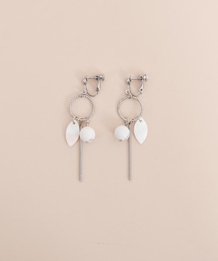 Frontier Cluster Drop Earrings (Restock)
