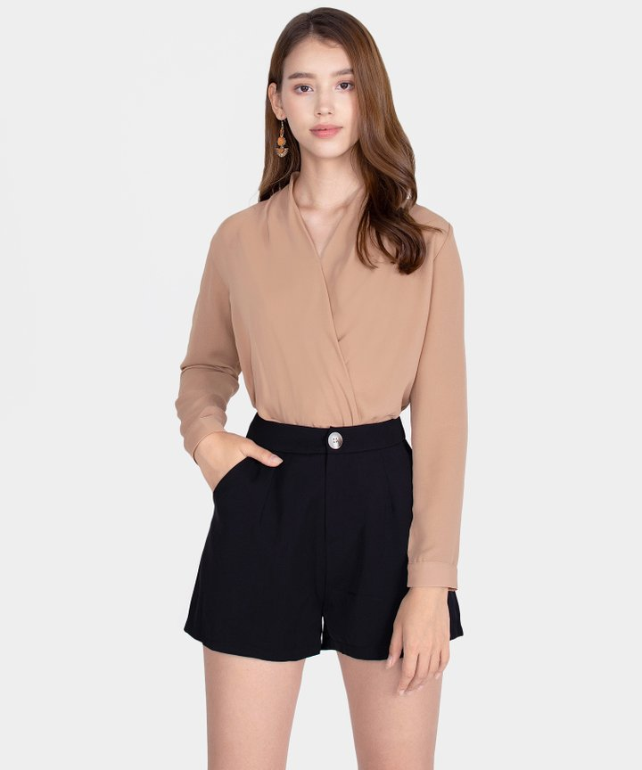 Joie Classic Shorts - Black