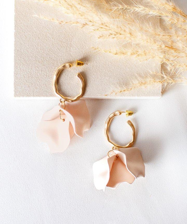 Pixie Petal Earrings