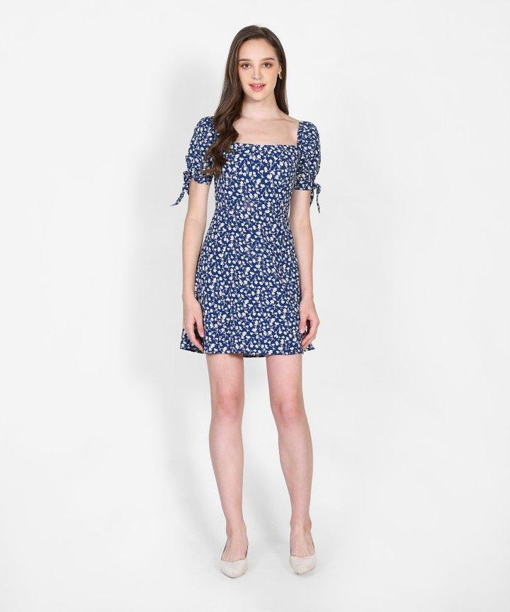Bettina Floral Dress (Restock)