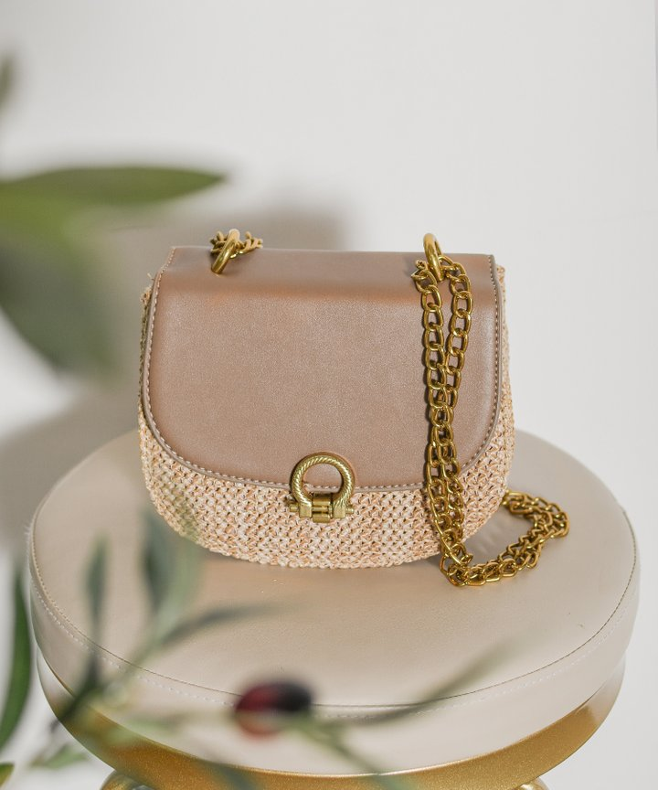 Tully Embroidered Bag