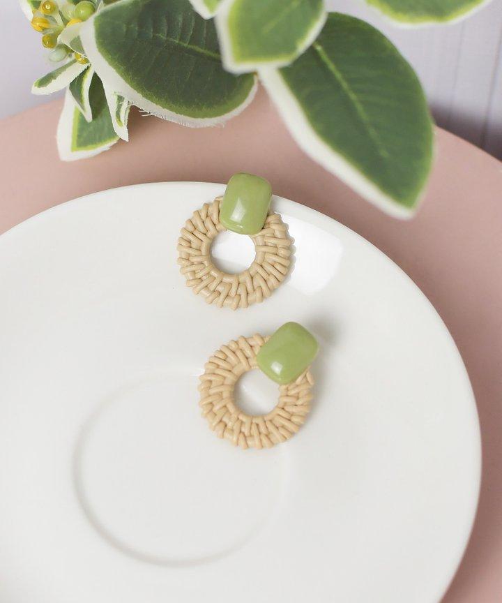 Cicero Woven Earrings