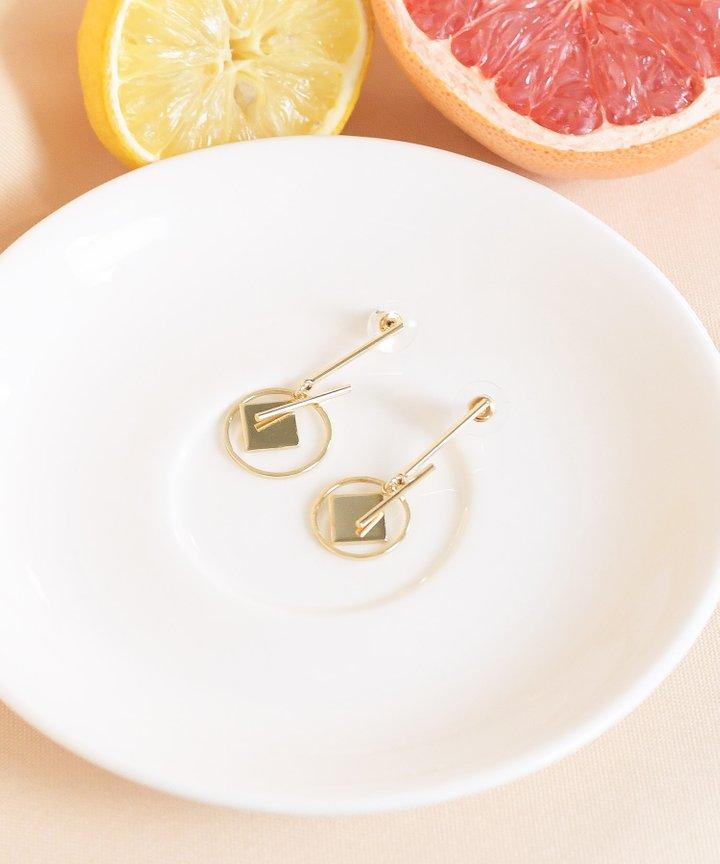 Ocelot Earrings