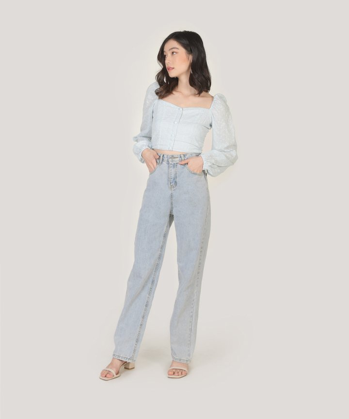 Marlow High-Waist Jeans