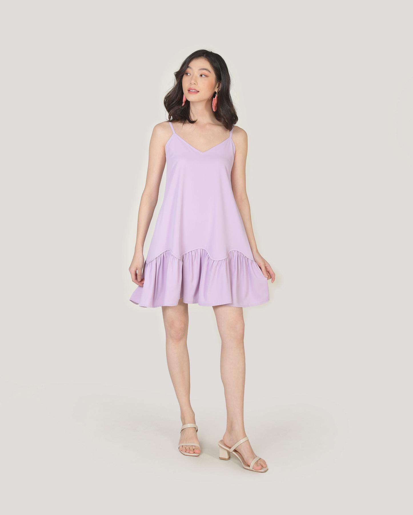 elyse-drop-hem-dress-lilac-1