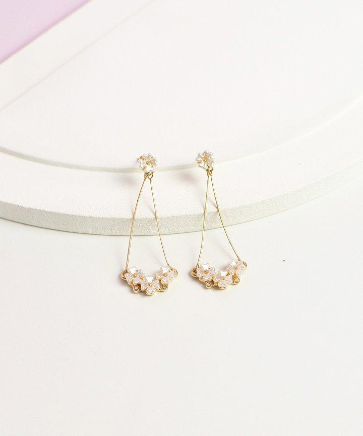 Celia Floral Earrings