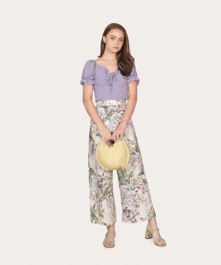 Roubelle Floral Pants