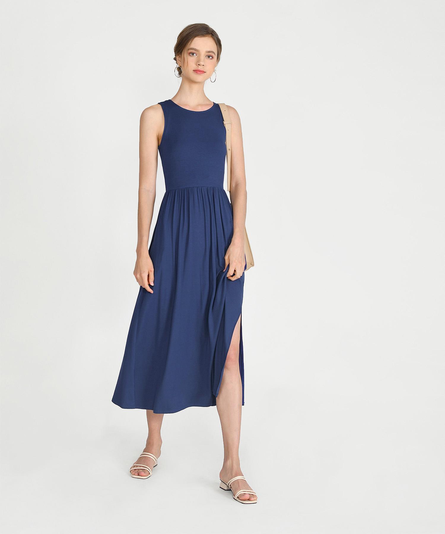 winnie-cotton-maxi-dress-navy-1