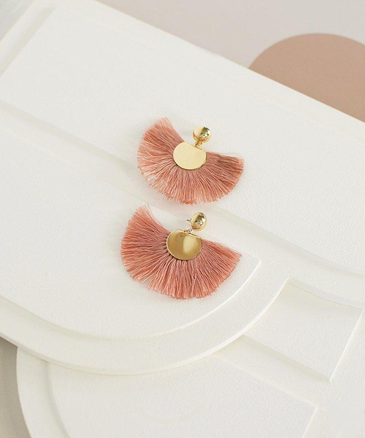 Senses Tassel Earrings