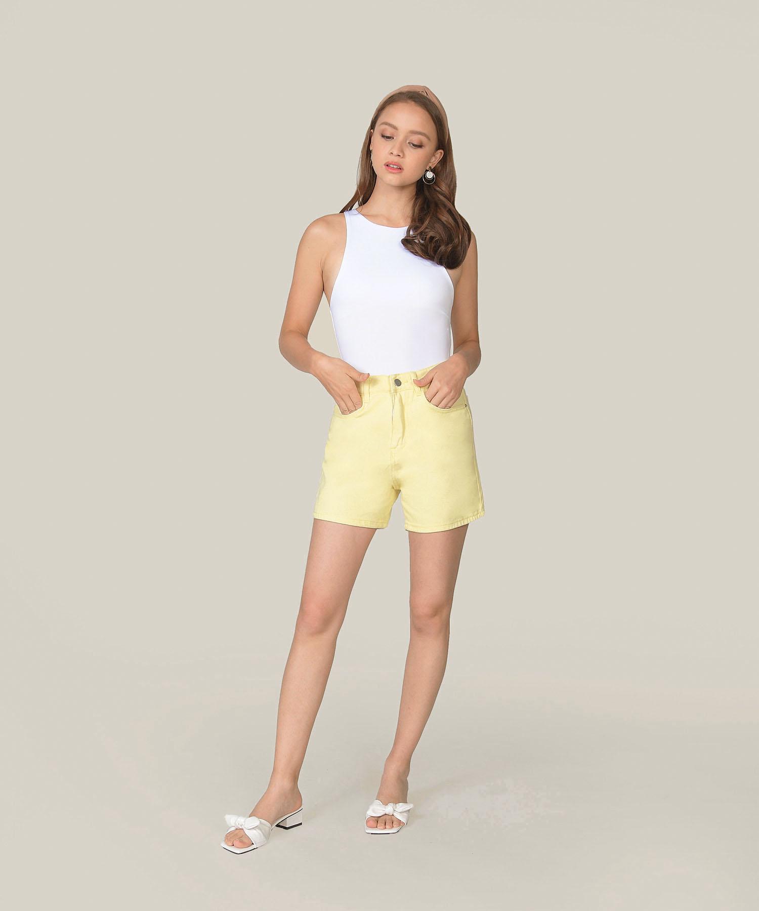 carmel-denim-shorts-daffodil-1