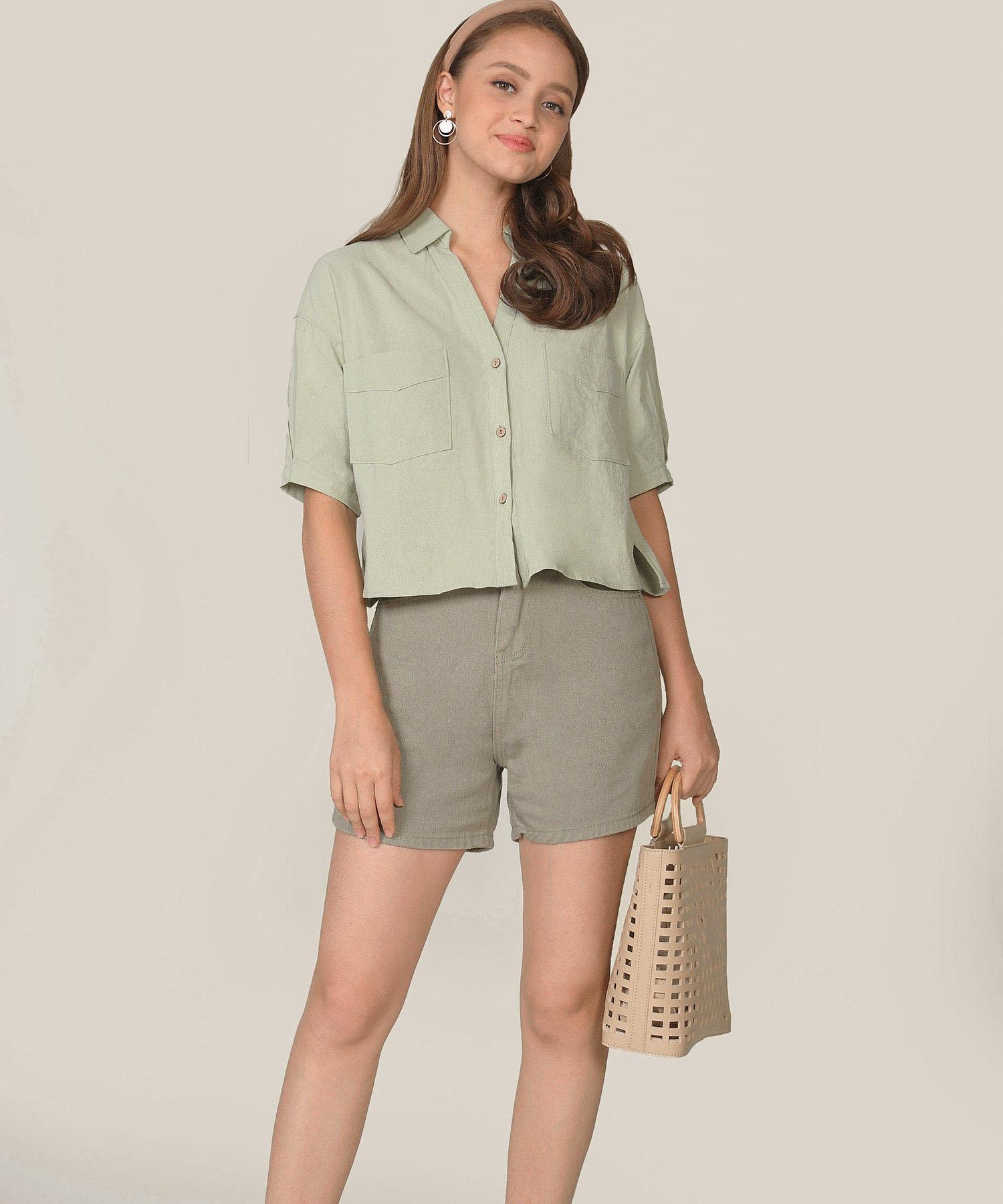 carmel-denim-shorts-laurel-green-1