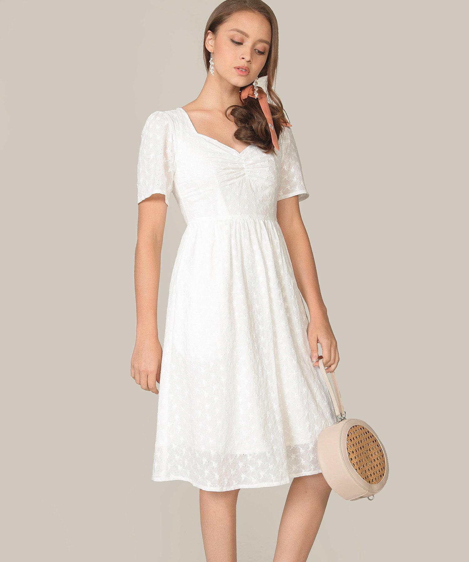 escena-embroidered-midi-dress-white-1