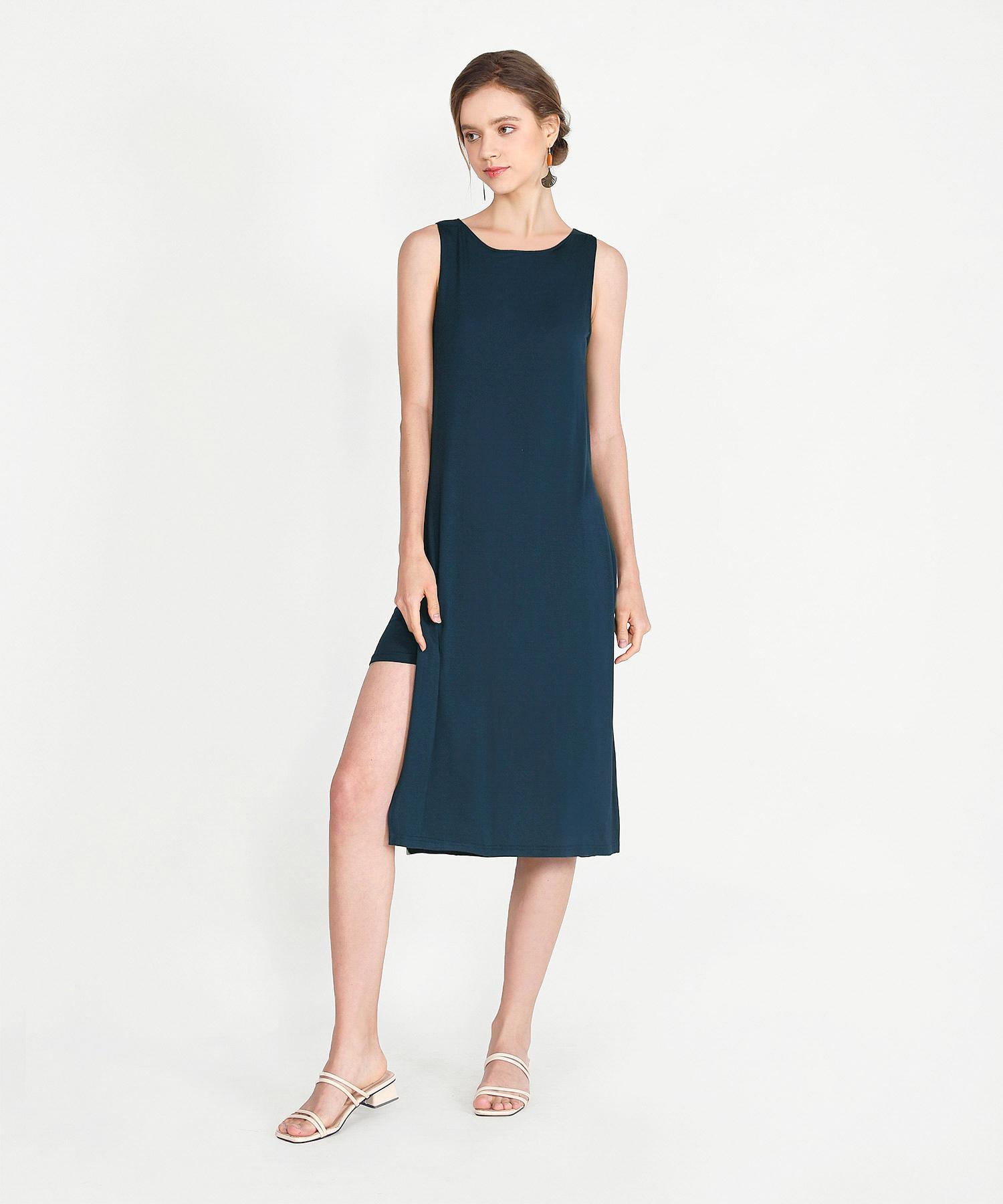 midas-midi-dress-navy-1