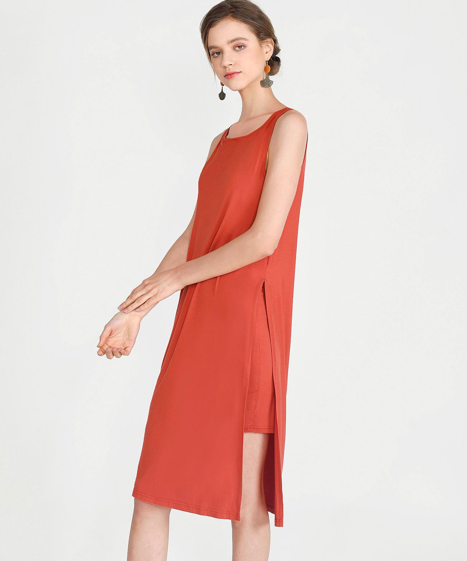 midas-midi-dress-vermillion-1