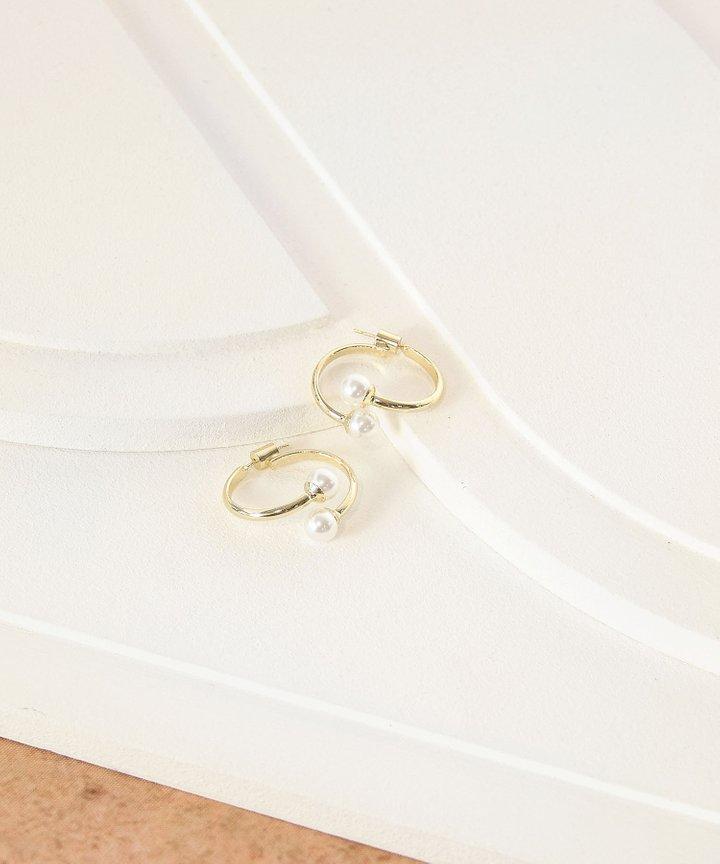 Cruiser Pearl Earrings