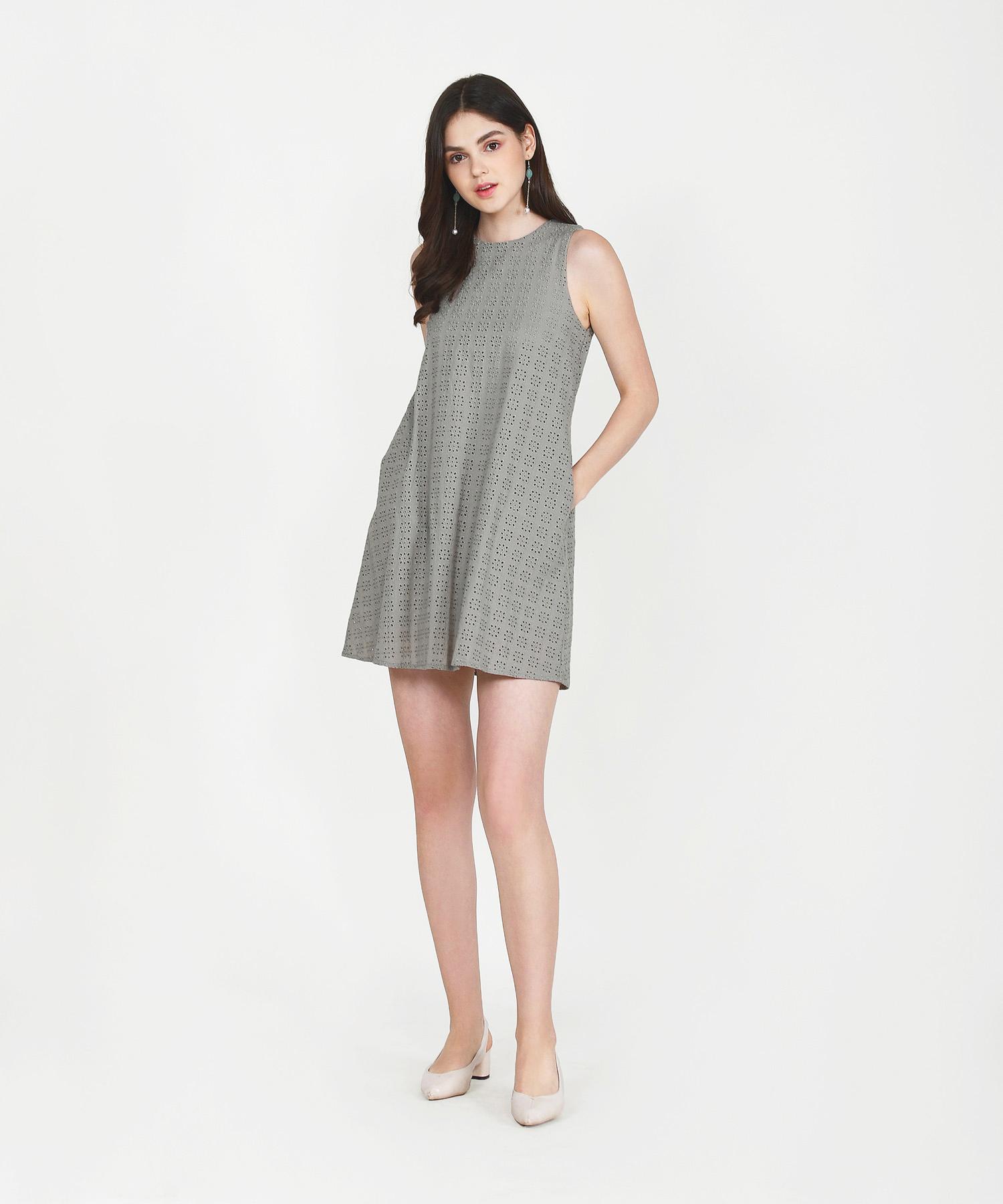 basque-eyelet-shift-dress-stone-grey-1