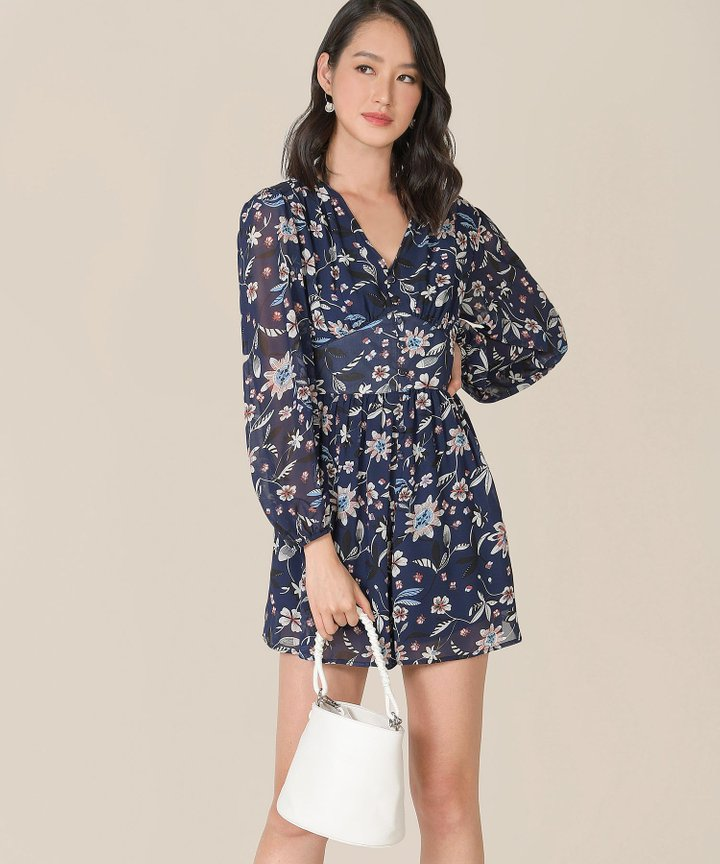 Amour Floral Playsuit