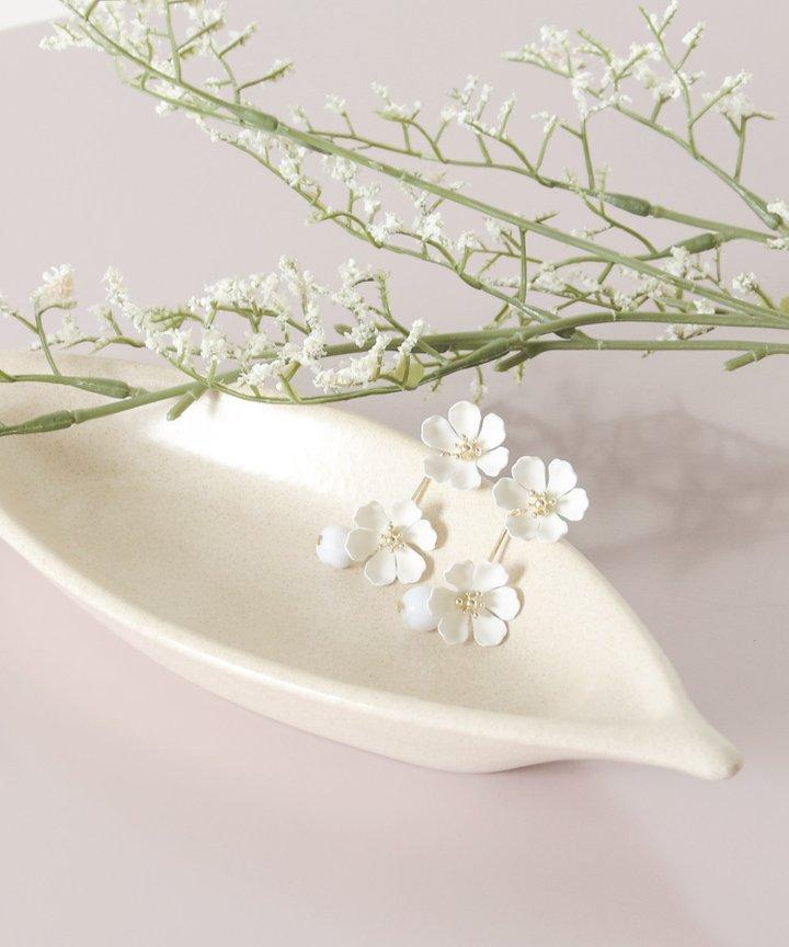 Paix Floral Earrings