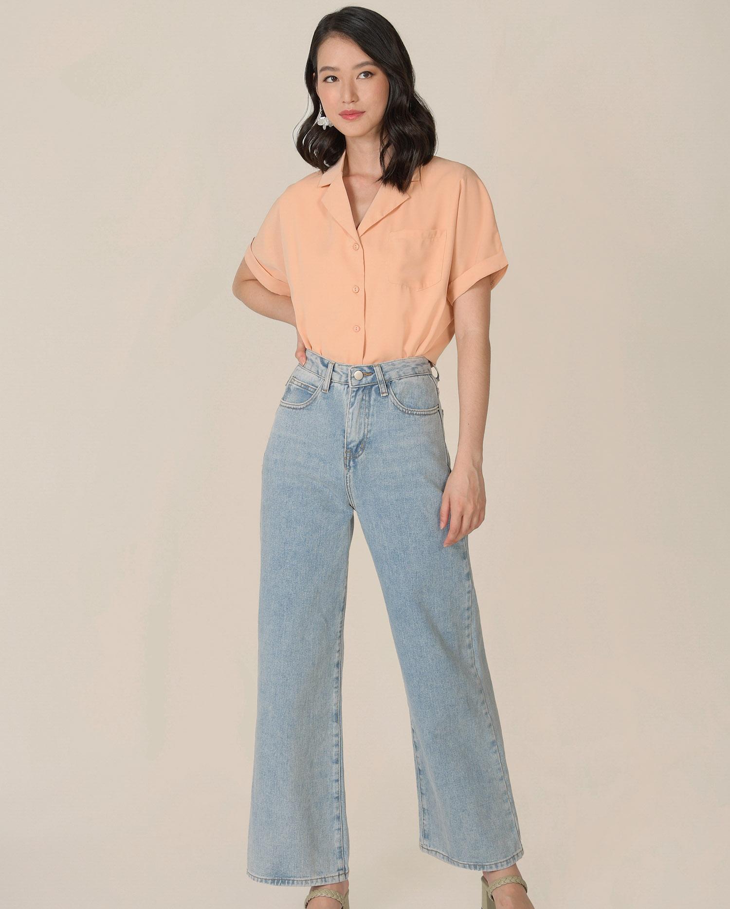 canberra-blouse-peach-parfait-1