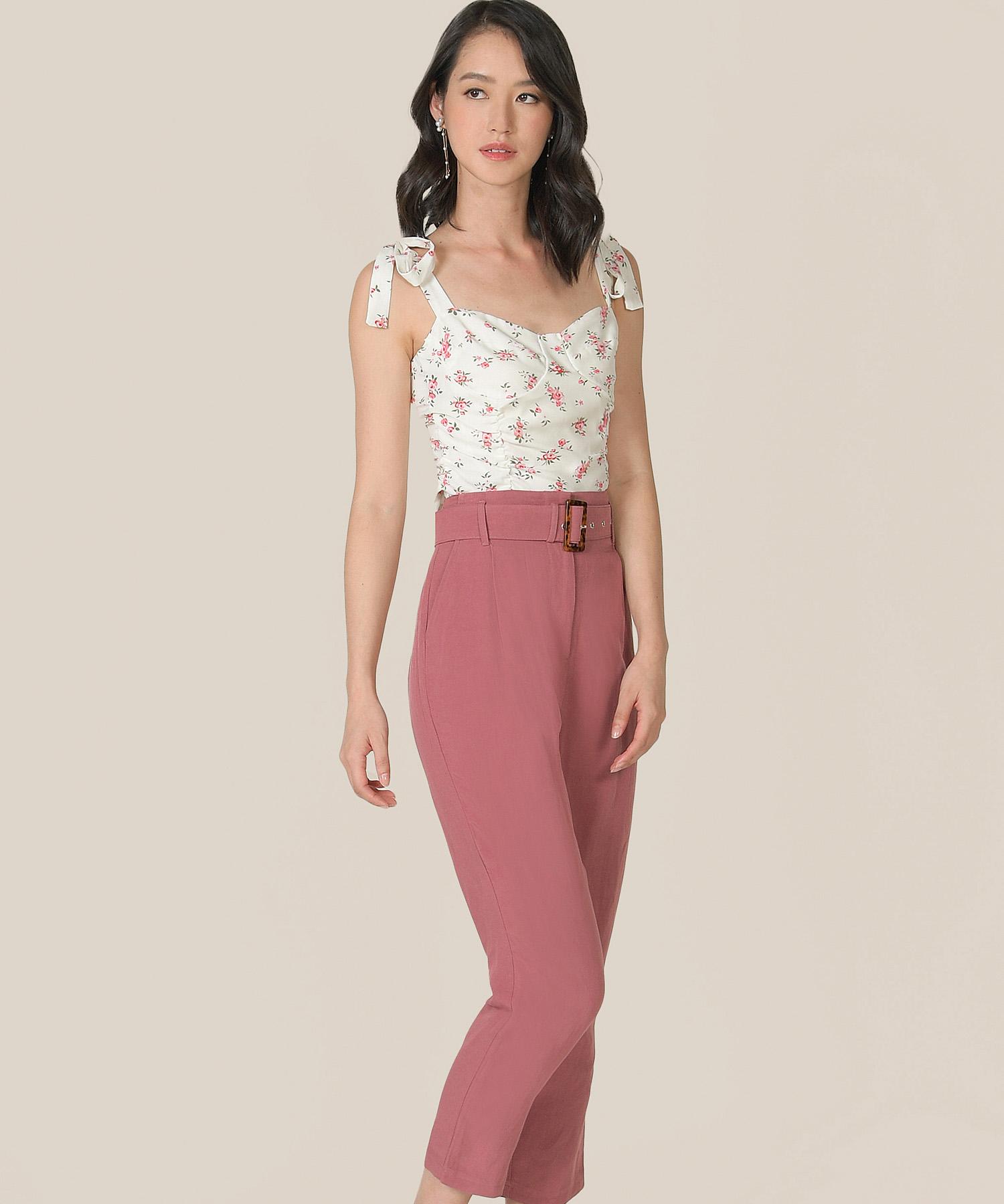 mirador-high-waist-belted-trousers-raspberry-2