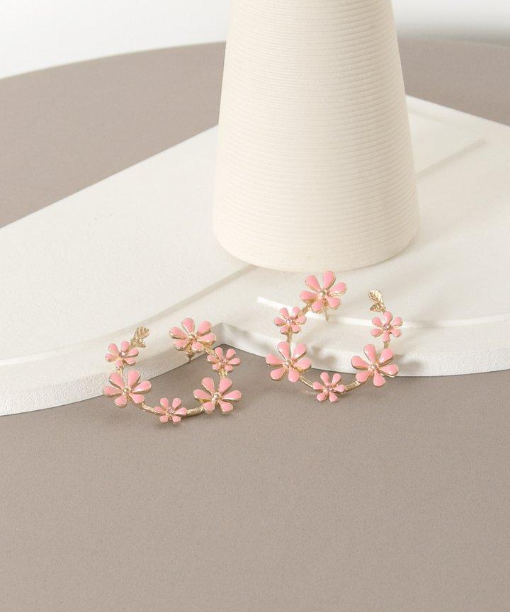 Eterea Floral Earrings