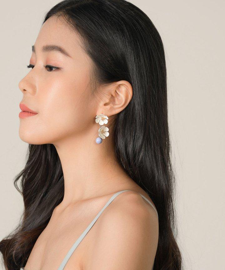 Roubelton Floral Earrings