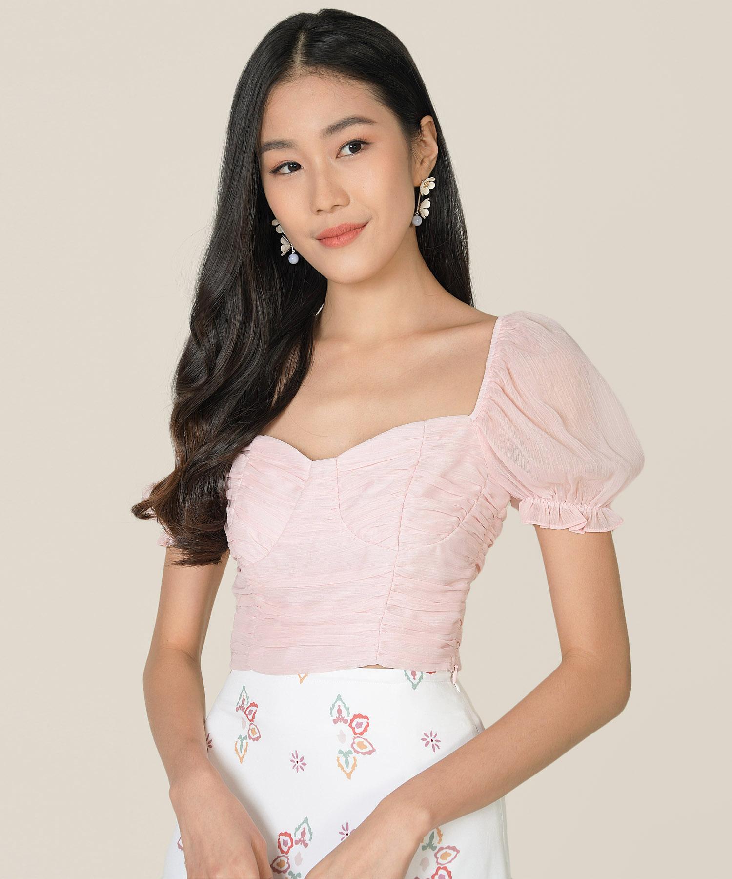 esmire-ruched-cropped-top-ballerina-pink-1