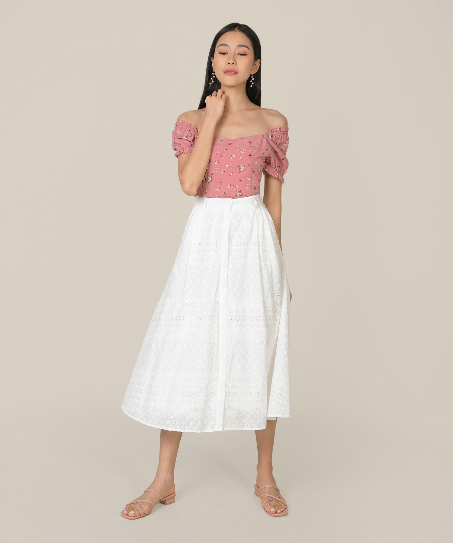 hansel-floral-smocked-back-top-rose-pink-4