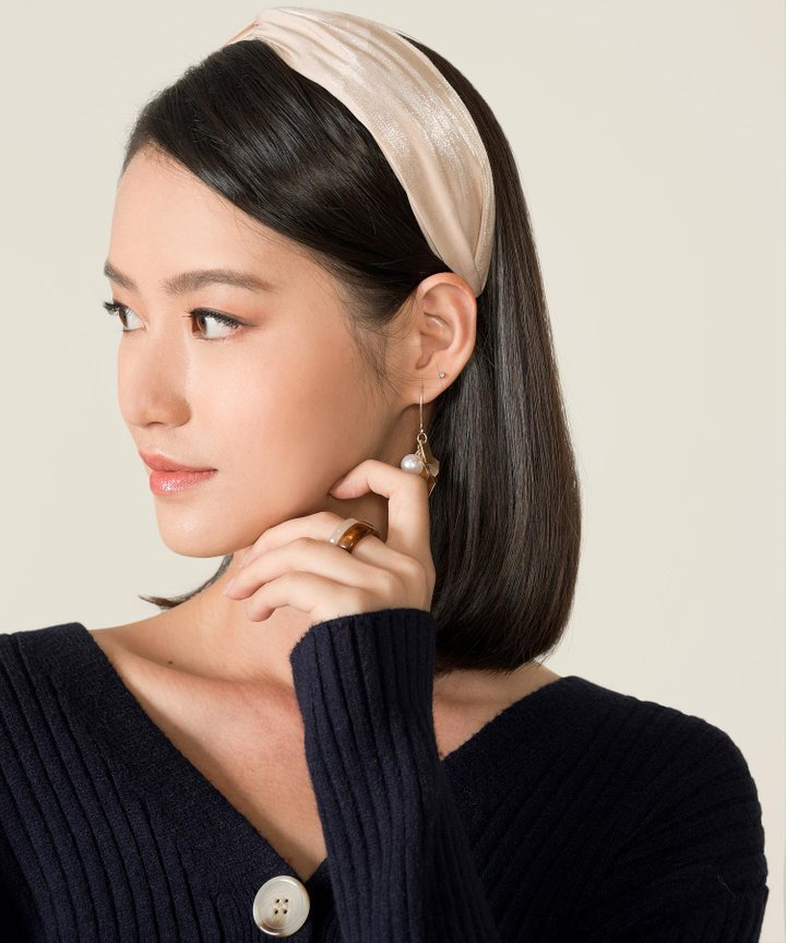 Rapture Shimmer Knot Hairband