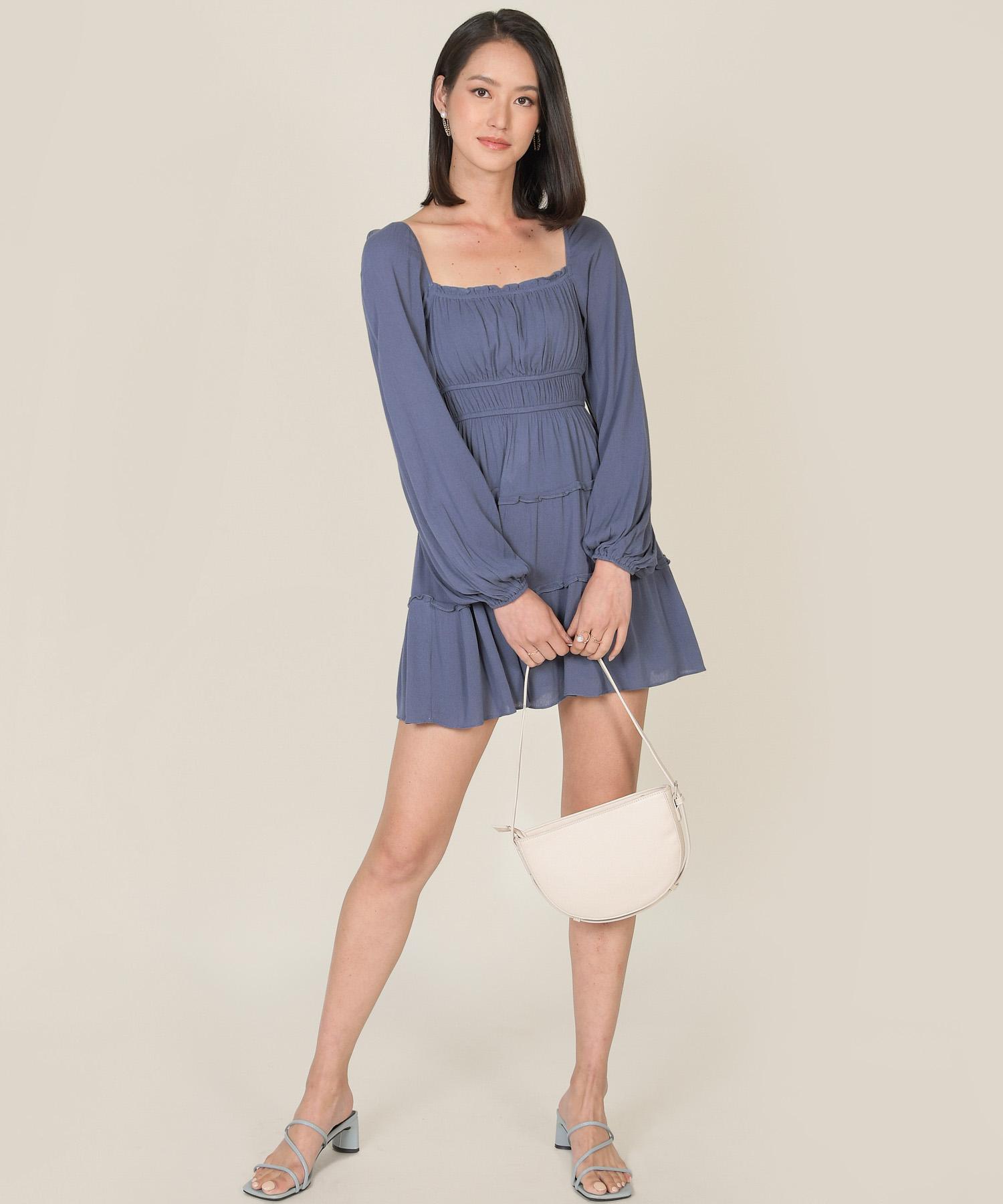 mariposa-ruffle-tiered-dress-dust-blue-1