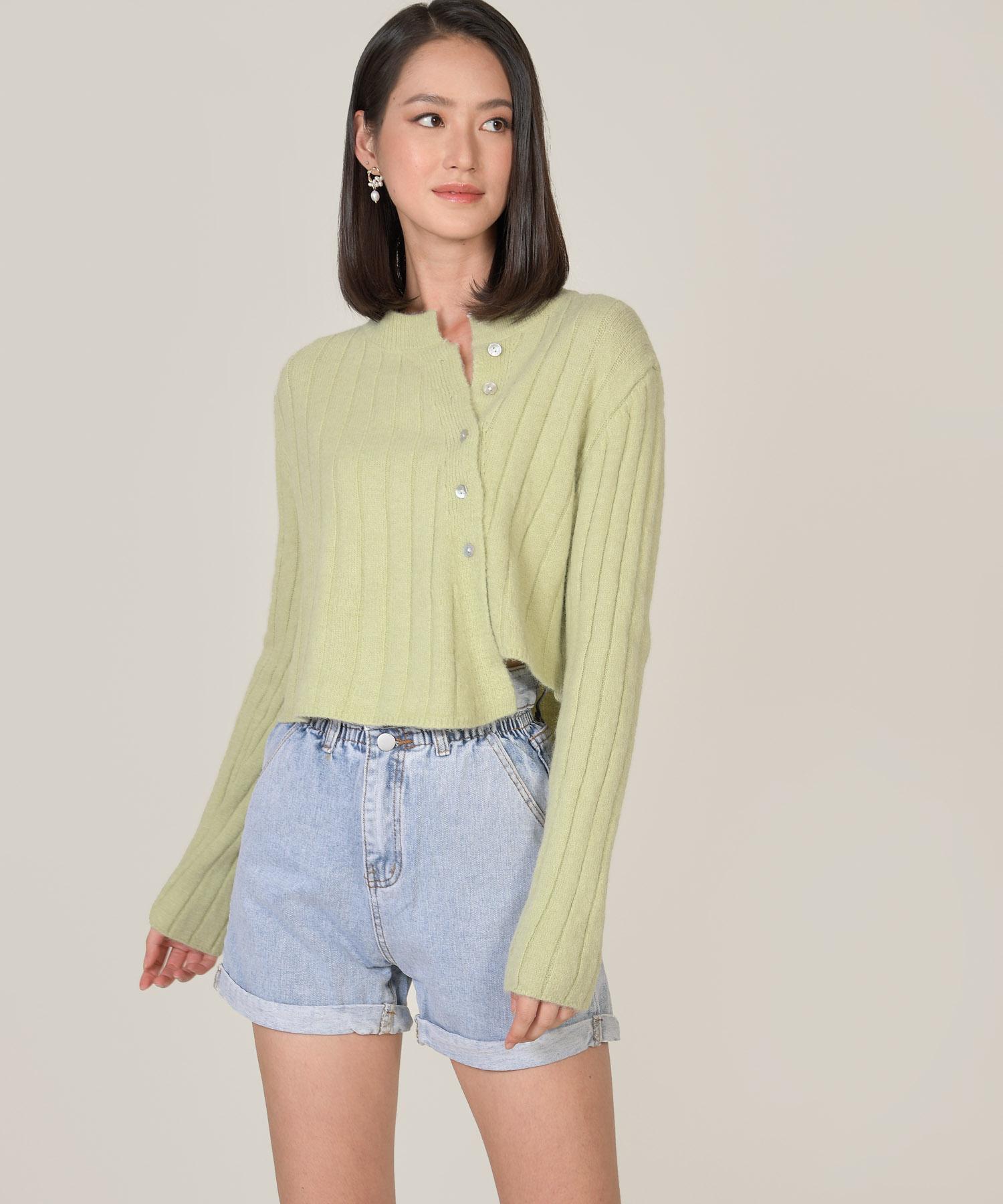 paulin-asymmetric-knit-sweater-green-tea-2