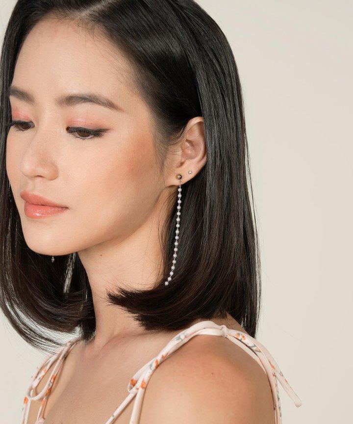 Bertrand Pearl Drip Earrings