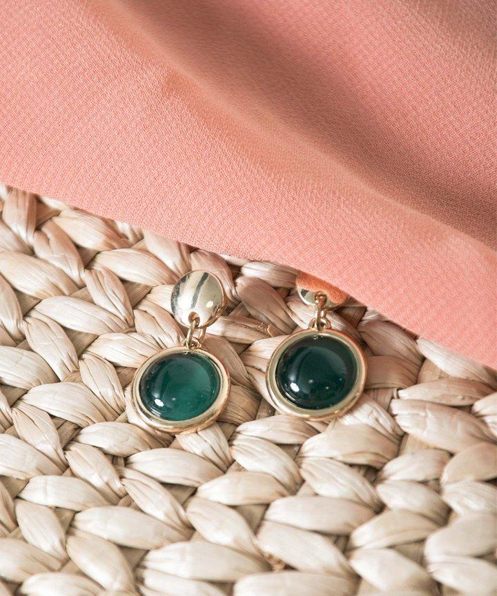 Gironde Mini Drop Earrings