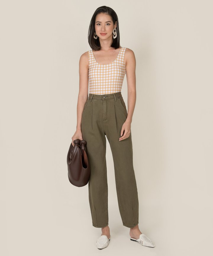 Rhys Jeans - Olive