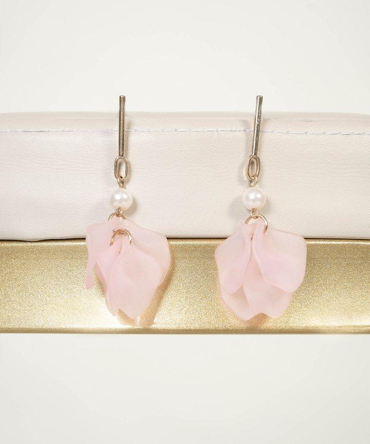 Meighen Petal Drop Earrings