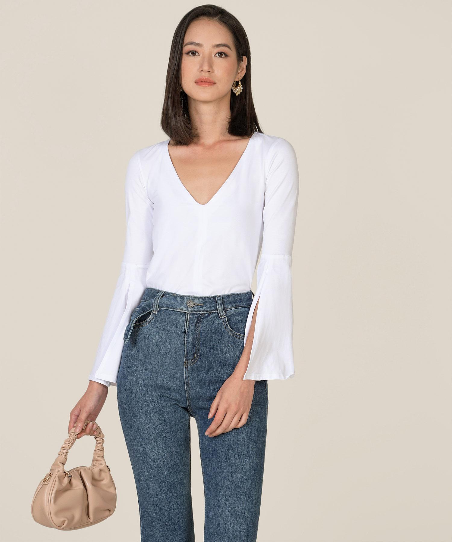 valence-trumpet-sleeve-blouse-white-1