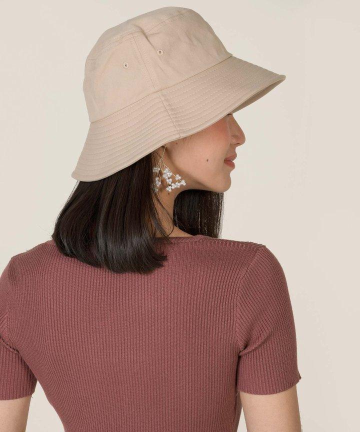 Ridley Bucket Hat - Oat (Backorder)