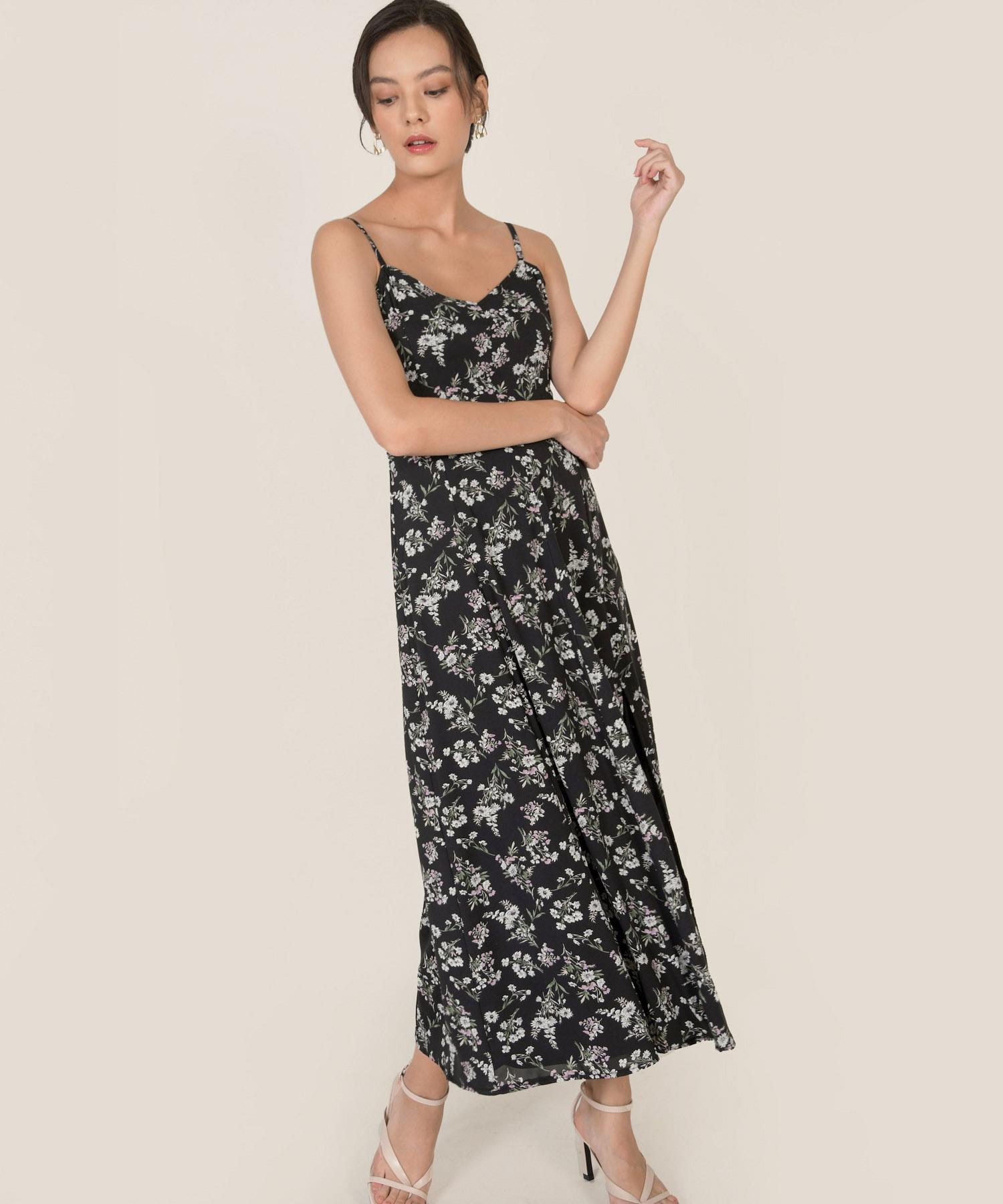 elliot-floral-maxi-dress-black-1